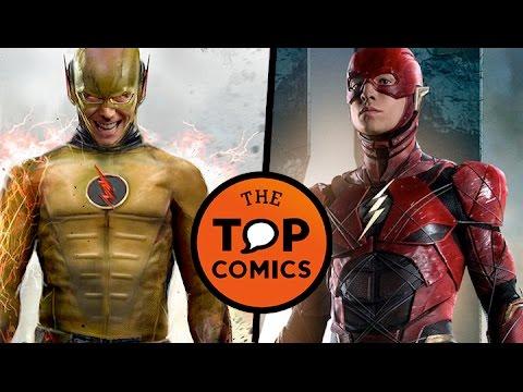 ¿Flashpoint en Justice League?