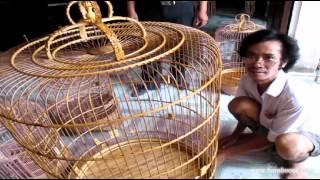 preview picture of video 'Pinctadali thăm nghệ nhân làm lồng chim Vác - Thanh Oai - Hà Nội'