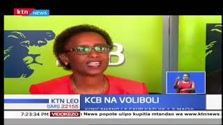 Shirikisho la Volibali limepata ufadhili wa Ksh. 2 Million kutoka kwa KCB