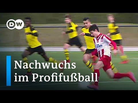 Auf dem Weg zum Fussballprofi: Kinder-Kick für die Karriere | Reporter