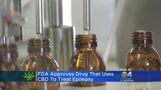 Marijuana-Based Drug Approved By FDA