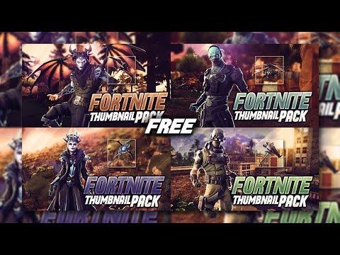 Fortnite Thumbnail Template Photoshop | Fortnite Battle Pass