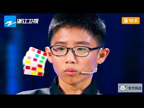 Žonglování s Rubikovými kostkami - Ozzy Man