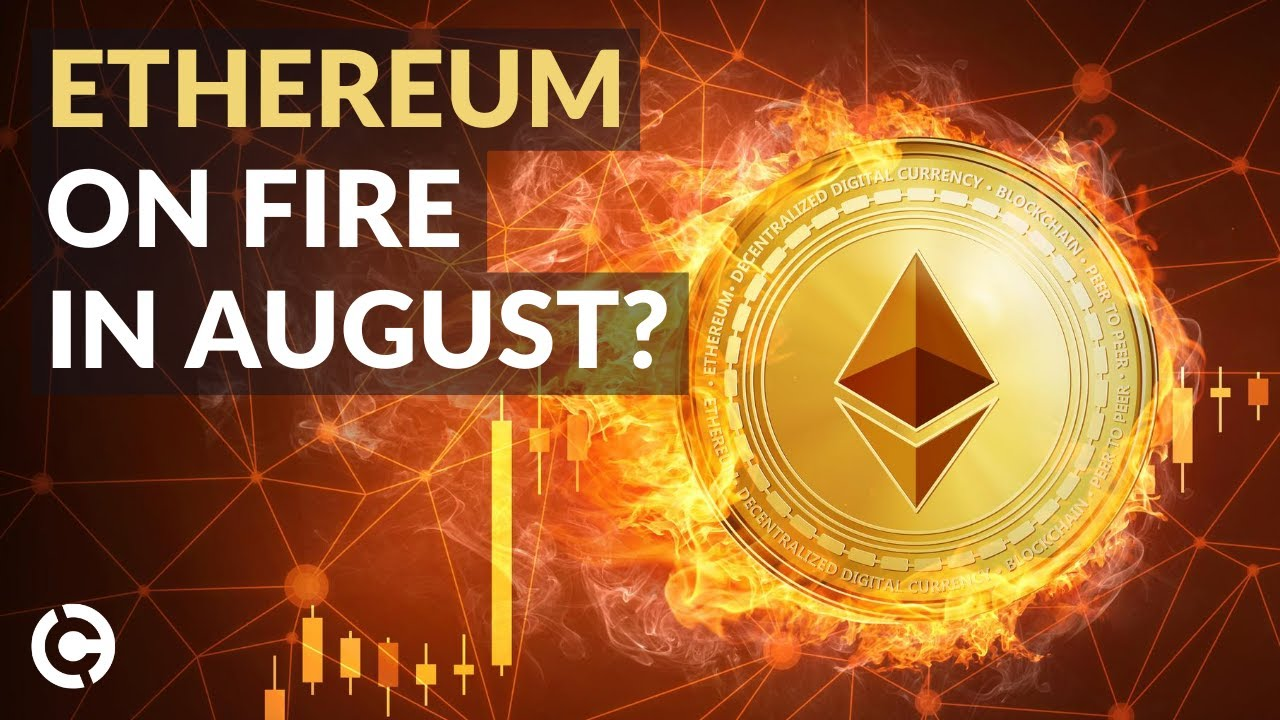 Ethereum Price Analysis August 2020 | Ethereum on Fire in August? #Ethereum #ETH