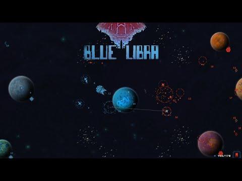 Blue Libra