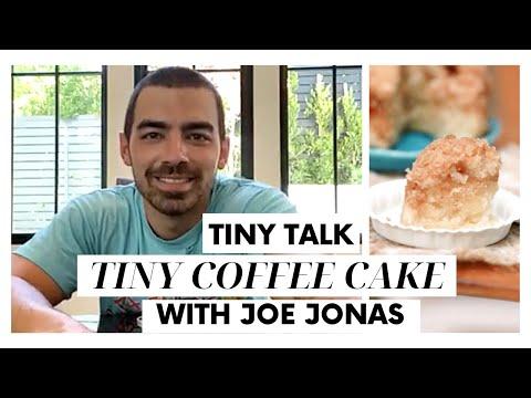 Tiny Coffee Cakes with Joe Jonas | Tiny Talk