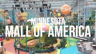 Vlog 10 Minnesota - Mall Of America, El Centro Comercial Más Grande De EEUU