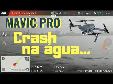mavic-pro--crash-na-água