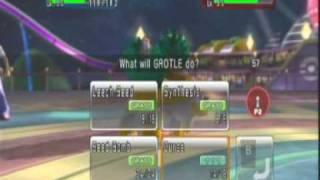 Grotle  - (Pokémon) - PBR: Grotle VS Drapion