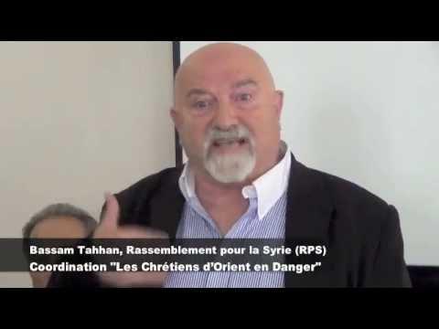 Bassam Tahhan, Pierre Joseph