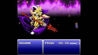 Undertale - Bergentrückung/ASGORE (Final Fantasy VI Arrange)