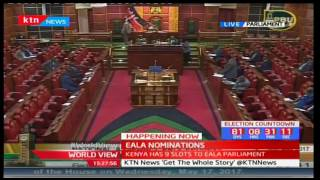 World View 18th May 2017 - [Part 2] -  National Assembly debate EALA nominees