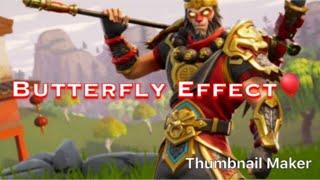 Travis Scott- BUTTERFLY EFFECT (FORTNITE MONTAGE)
