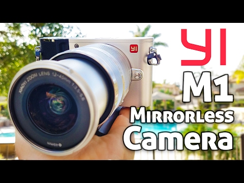 YI M1 Mirrorless Camera REVIEW (4K) Worth the cheap price?!