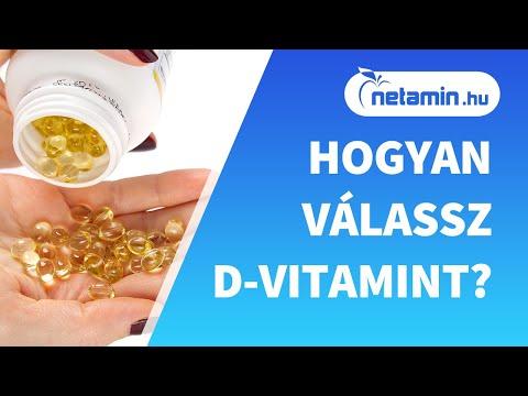 Vitaminok a szem számára a látás erősítésére