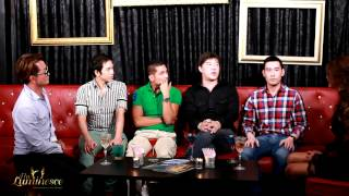 The Luminesce, Gay lifestyle Interview - Part 1/4