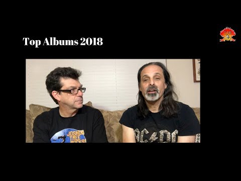 Our Top Albums For 2018