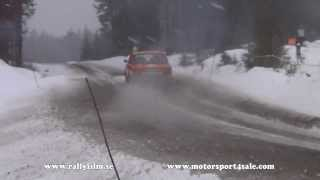 Rally Sweden Historic 2014 SS9