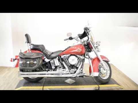 1998 Harley-Davidson Heritage Softail in Wauconda, Illinois - Video 1