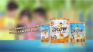 ABBOTT GROW GOLD - Lớn Khôn Cùng GROW, Vươn Tầm Thế Giới