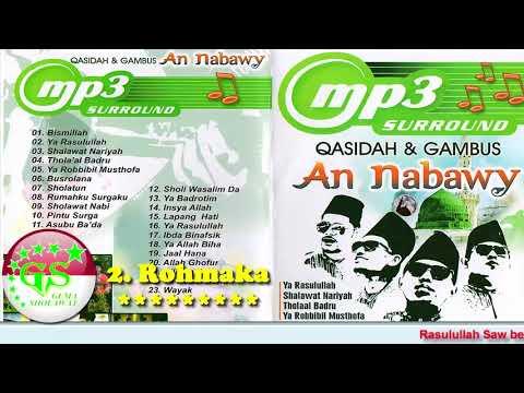 Qasidah   gambus an nabawi   mp3 surround hd