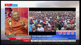 News Centre: Ripples in NASA over Kalonzo Musyoka - March 31st 2017 [Part 4]