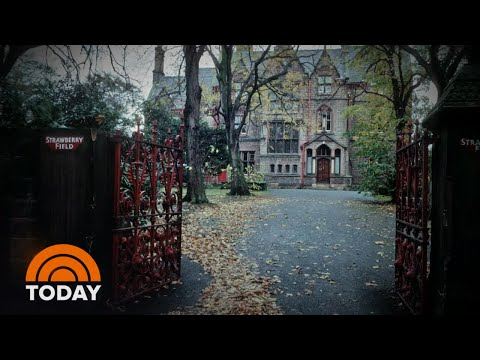 Strawberry Field That Inspired John Lennon Is Now Open To Public | TODAY