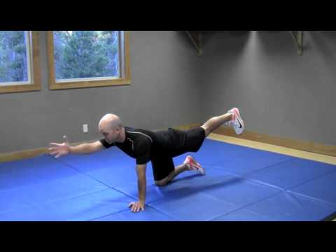 Best Core Exercise – Golf Fitness Video
