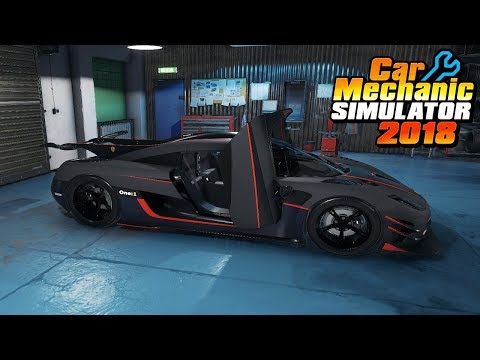 🥇 Car Mechanic Simulator 18 v 1 1 8 MOD APK (UNLIMITED