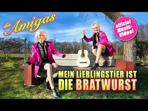 Mein Lieblingstier ist die Bratwurst - Das offizielle Musik-Video