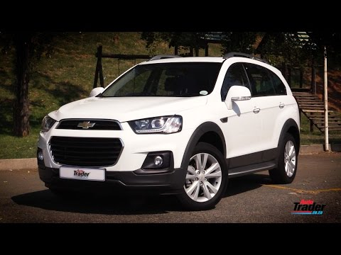 Used Chevrolet Captiva Cars For Sale In Western Cape On Auto Trader