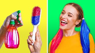 SMART LIFE HACKS EVERY GIRL NEEDS TO KNOW!    Awesome DIYs By 123 GO! GOLD