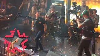"""Данила Козловский & группа Tony Burns - Biblical Backstage (из к/ф """"Пятница"""")"""