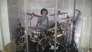 Drums- Chris Guerin plays Are You Magnetic? by Faker