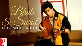 Bholi Si Surat - Full Song Audio | Dil To Pagal Hai   - YouTube
