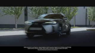 Spot Lexus UX Trailer