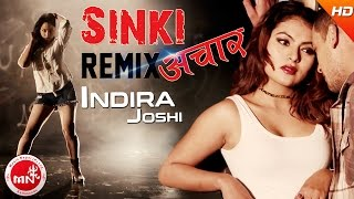New Nepali Remix Song | Sinki Achara - Binod Raj Dhungel & Indira Joshi | Ft.Supriya & Reezan
