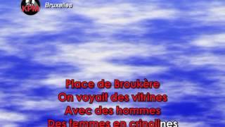 Bruxelles Karaoké - Jacques Brel*