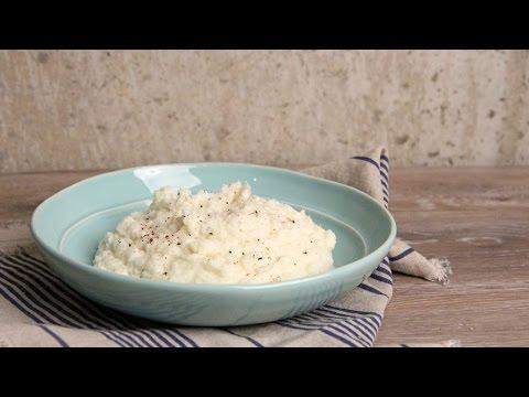 Actually Creamy Cauliflower Mash   Episode 1096