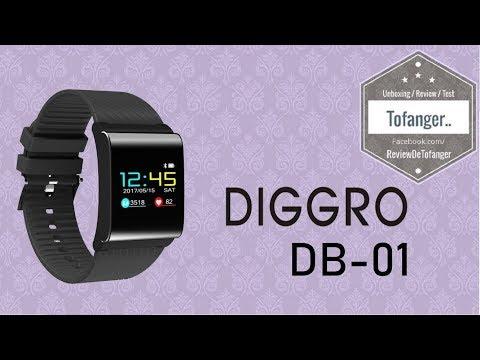 Diggro S2 : Smart Fitness Tracker