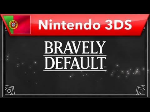 Видео № 1 из игры Bravely Default [3DS]