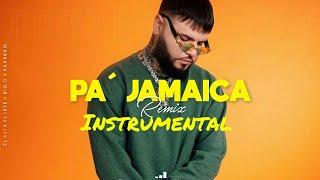 El Alfa Ft Big O X Farruko X Myke Towers X Darell – Pa Jamaica (Remix) - Instrumental