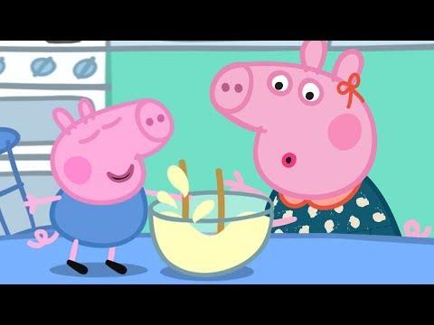 Peppa Wutz 🇩🇪 Peppa macht Pfannkuchen!Peppa Pig Deutsch Neue FolgenCartoons für Kinder