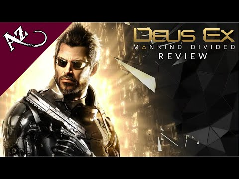Deus Ex: Mankind Divided – Game Review video thumbnail