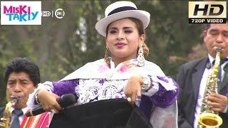 KAREN RIQUES 'Mix Tunantada & Huaylash' - Miski Takiy (29/Oct/2016)