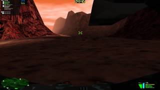 Battlezone NSDF - Mission 5 - Escape From Mars [Gameplay]