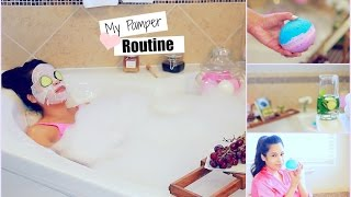 DIY Spa Day - DIY Lush Bath Bomb,  Detox Water -  MissLizHeart