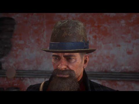 Red Dead Redemption 2 - Military Mountie Hat (Found/Stolen