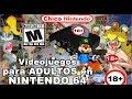 Juegos De Adultos En El Nintendo 64 N64 18 Chico Ninten