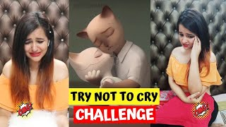 TRY NOT to CRY challenge 😭 (99% will FAIL this TEST)